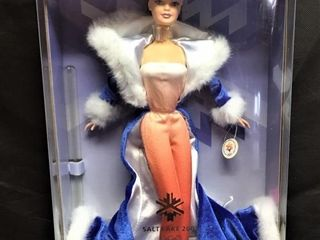 Barbie Fire and Ice  Salt lake 2002