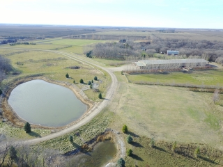 ONLINE ONLY: 29.38 +/- Acres & Building - 20 Miles South of Fargo, ND