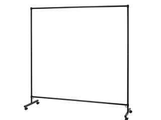 Don t look At Me   Simplified Privacy Room Divider   Black   Quantity 3