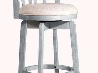 Hillsdale Furniture Savanna Swivel Counter Stool