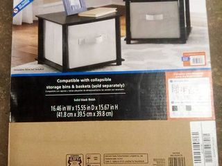 Mainstays 2 Pack End Tables New In Box