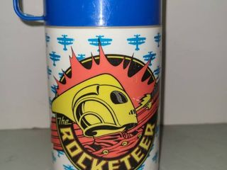 Vintage Aladdin Thermos The Rocketeer