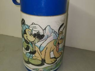 Vintage Aladdin Thermos Mickey Mouse