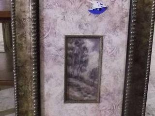 gorges framed art   forest