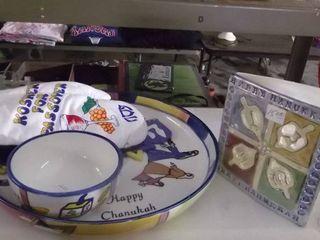 Chanukah items