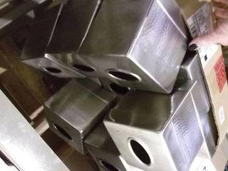 metal tissue boxes