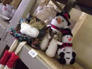 Snowman items
