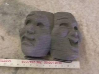 theater mask artwork