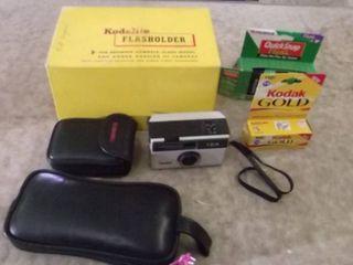 old instamatic camera stuff