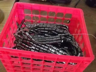large lot of magnetic beads