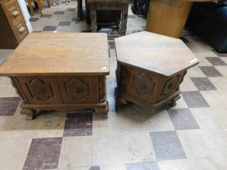 pair end tables
