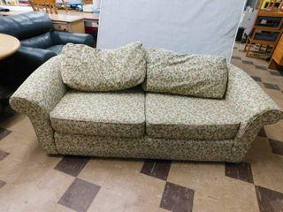 floral sofa sleeper