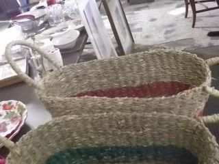 pair of baskets