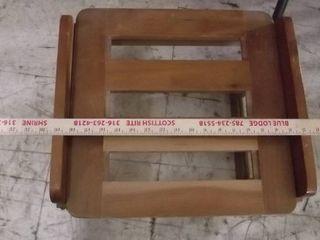 end table frame