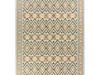 Grisham Diamond Indoor Outdoor Area Rug
