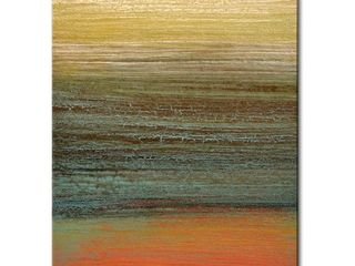 Destiny III  Abstract Wrapped Canvas Wall Art
