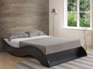Hayden Cappuccino Platform Bed  Retail 482 49