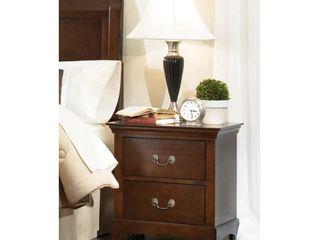 Coaster Home Furnishings 202392 Casual Contemporary Nightstand  Espresso