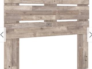 Neilsville Whitewash Panel Headboard White