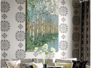 Birch Reflections I  Premium Gallery Wrapped Canvas Retail 84 49