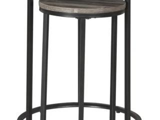 Black Porch   Den Ridgerun 2 piece Accent Table Set Retail 97 99