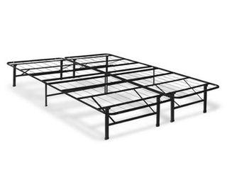 Full Size Bed Frame Platform 14 Inch   Crown Comfort  Retail 121 09