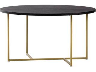 Elle Decor Ines Round Coffee Table Retail 121 99