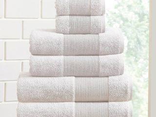 Modern Threads Air Cloud 18 Piece Bath Towel Set Retail 98 99