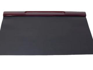 Burgundy Oak w  leather Desk Pad  MG514 300DP