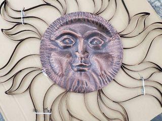 Sunjoy Decorative Wall Art  Retail 76 48