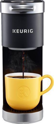 Keurig K Mini Plus Single Serve K Cup Pod Coffee Maker  Black