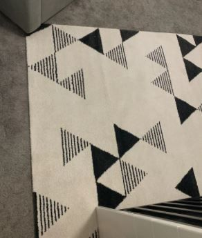 Carson Carrington Islingby low pile Indoor Area Rug  Retail 92 99