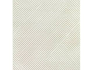 Barber Abstract Striped Area Rug  Retail 229 99