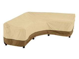 Classic Accessories Veranda V Shaped Sectional lounge Set Cover