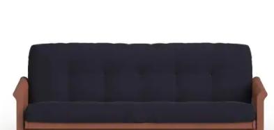 Porch   Den Guthrie 5 inch Full size Futon Mattress Retail 104 49