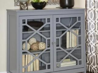 Drake Grey large Cabinet Retail 184 49