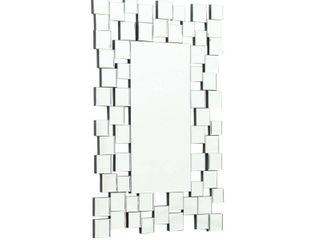 Abbyson Aiden Rectangle Wall Mirror  Retail 124 99