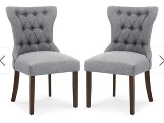 EdgeMod Odessa Dining Chair  Set of 2  Retail 369 49