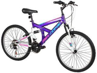 Youth Dynacraft VBX3000 24  Bike  Purple