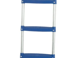 Upper Bounce 42 inch Trampoline ladder with 3 inch Wide Flat Step Retail 91 49