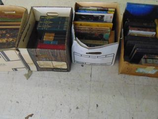 large lot of Asst Old Books