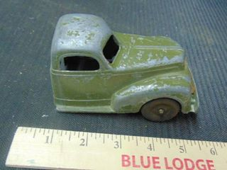 metal toy truck cab