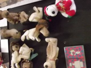 Snoopy the dog collection