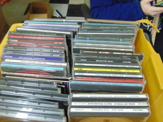 lot of Miscellaneous Various CDs
