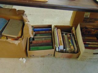 lot of Miscellaneous Books