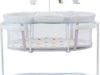 Fisher Price Soothing Motions Bassinet  Windmill