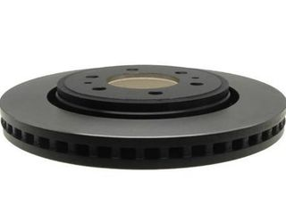 ACDelco Gold 18A2461 Black Hat Front Disc Brake Rotor