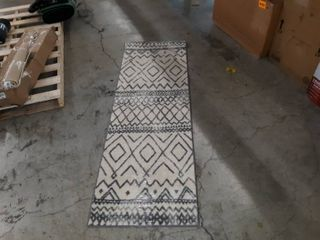 long bohemian rug