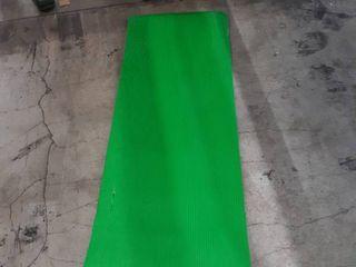 24 x 69  green foam mat