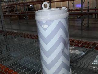 BBI Chevron Diaper Disposal